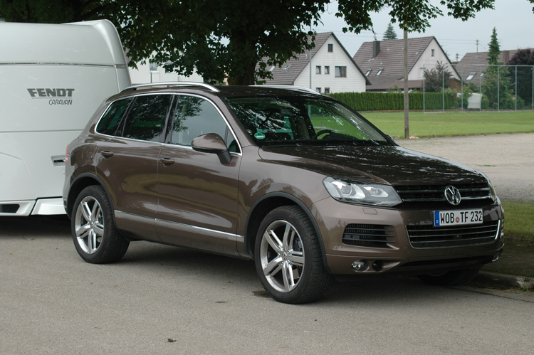 VW Touareg V6 TDI– das Power-Paket